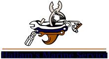 Hallams Marine Service Logo